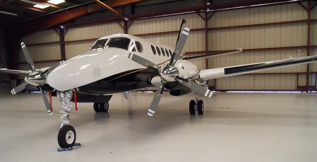 SOLD  1981 King Air B100 sn BE-106